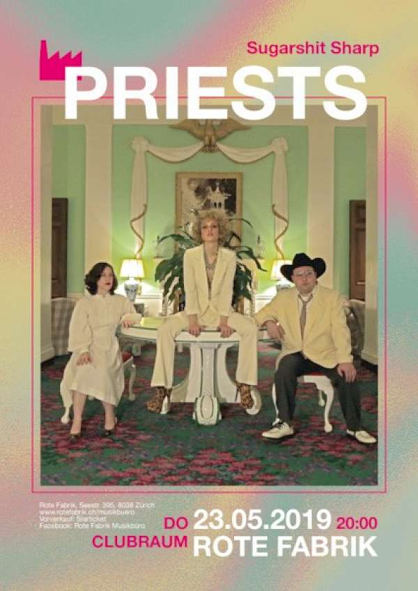 Poster Priests