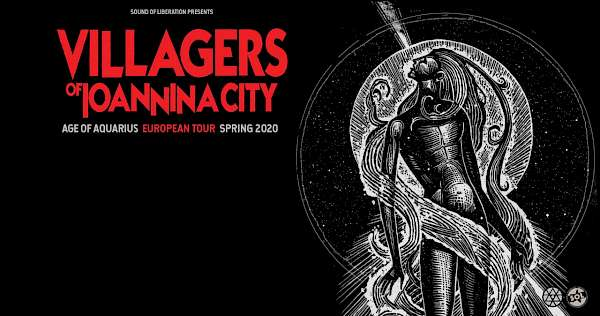 Flyer Villagers of Ioannina City