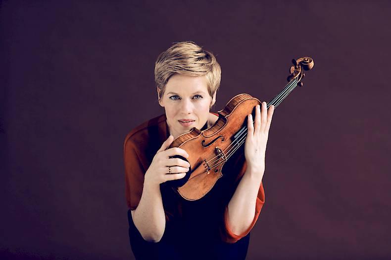 Isabelle Faust (c) Felix Broede
