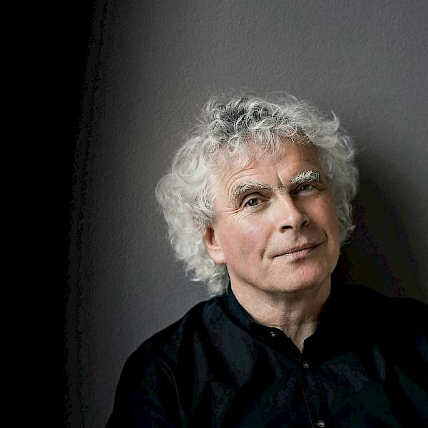 Sir Simon Rattle (Foto: Oliver Helbig)