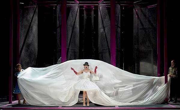 Puccini Turandot At The Metropolitan Opera Details