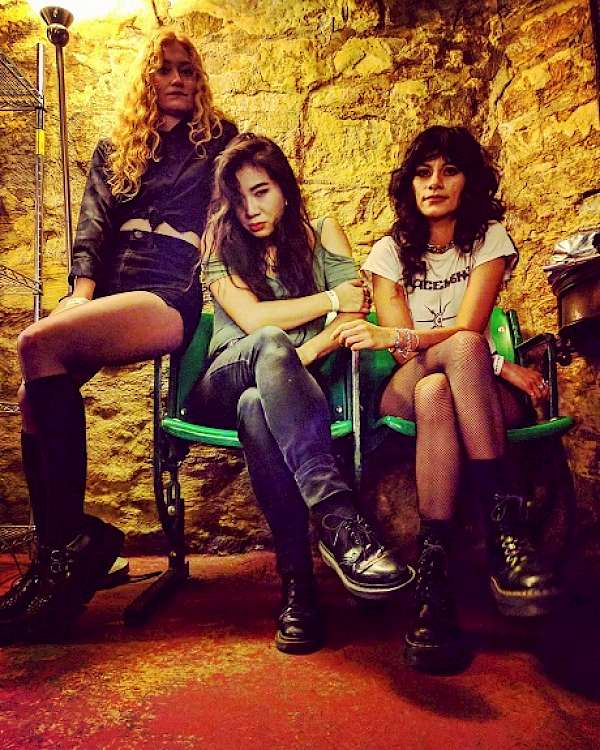 Bild: L.A. WITCH